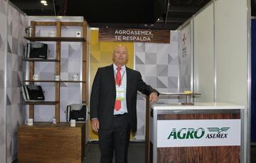 Stand de Agroasemex en la ExpoAlimentariaFoodShow2018