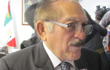 Luis Echeverría Navarro, Secretario de Educación, Capacitación y Adiestramiento del Comité Central de la CTM