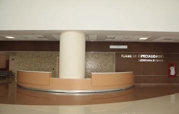 Área de ingreso a hospitalización