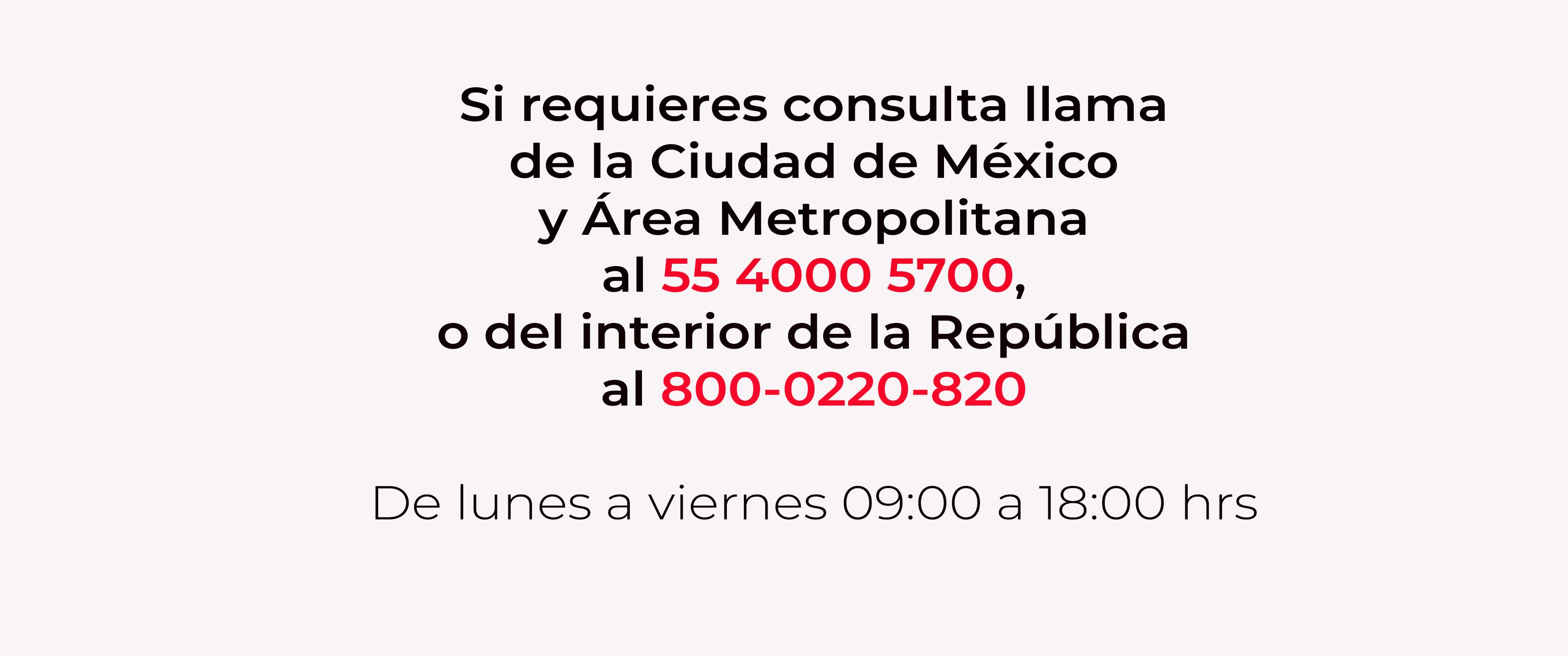 """Número telefónico para solicitar cita en el Hospital General """"Dr. Manuel Gea González"""""""