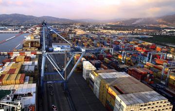 Se amplía capacidad operativa para el manejo de carga en el Puerto de Manzanillo