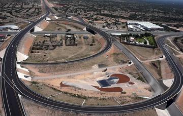 SCT desarrolló infraestructura que impulsa el progreso en San Luis Potosí
