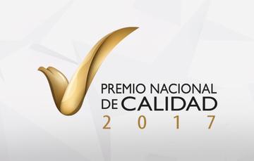Premio Nacional de Calidad 2017