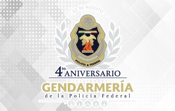 La División de Gendarmería de la Policía Federal cuenta con agrupamientos especializados  de caballería, de operaciones especiales, de reacción, de proximidad social, de seguridad rural, de seguridad fronteriza, y de proximidad turística.