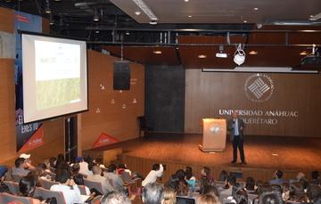 AGROASEMEX en la Universidad Anáhuac.