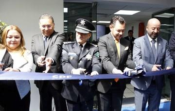 La CNS pone en marcha Centro de Evaluación y Control de Confianza del Servicio de Protección Federal.