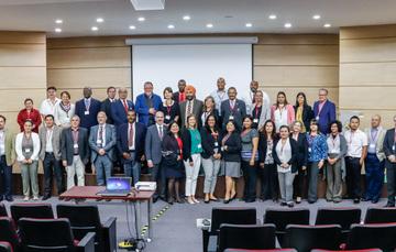 Expertos de 28 países se reunieron en Tecámac, Estado de México