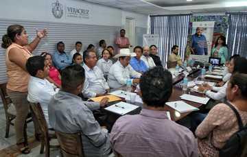 Sesión de participación ciudadana