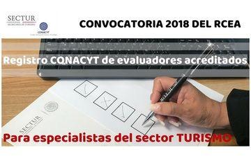 Convocatoria 2018 del RCEA
