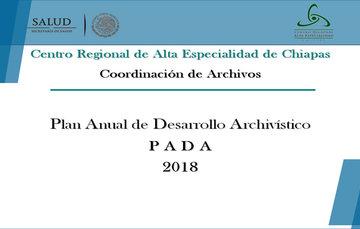 PADA 2018