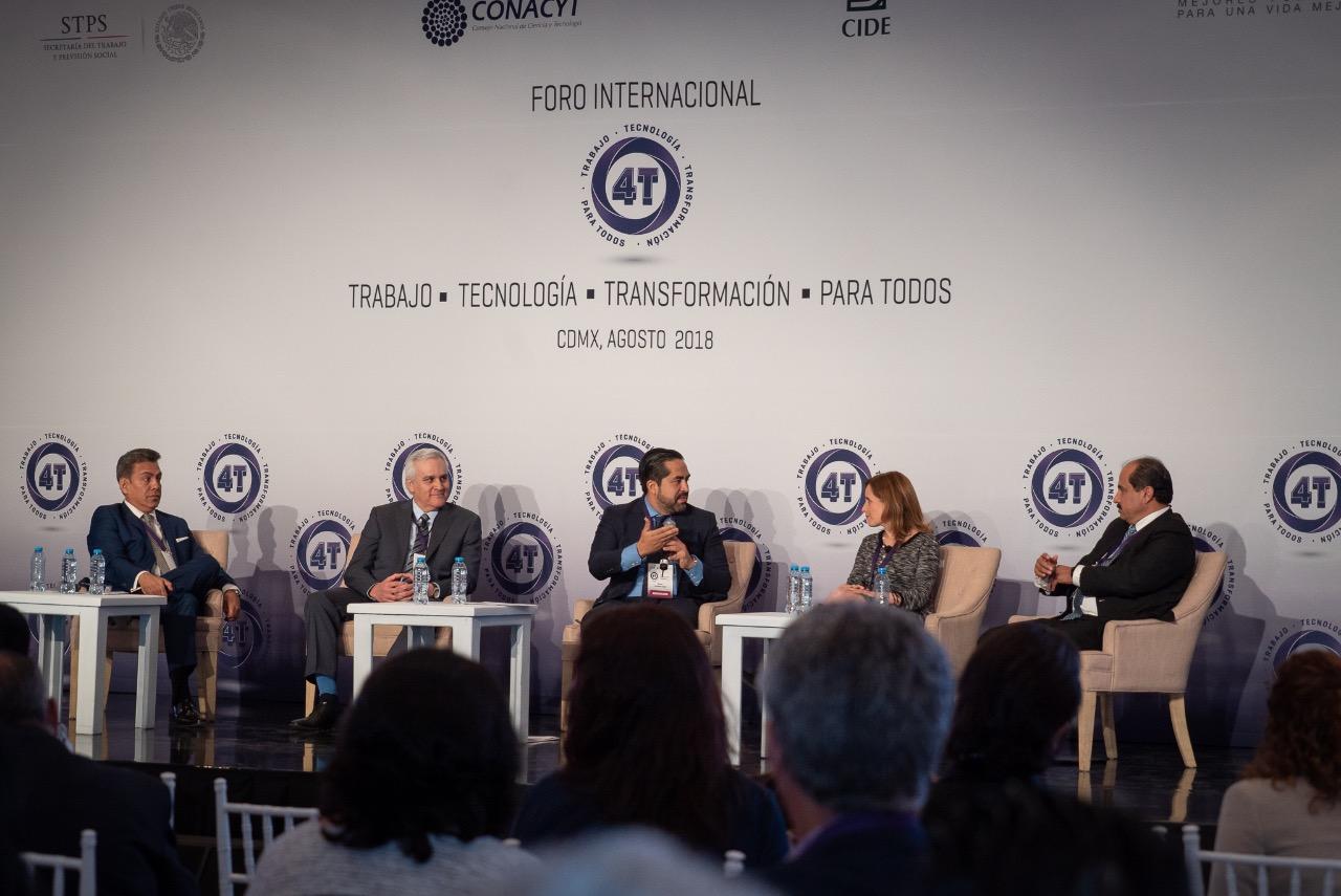 David Arellano Cuan, Javier Lizárraga Galindo,, Dominique Guellec, Víctor Gerardo Carreón Rodríguez, José de Jesús Rodríguez Cárdenas y Beatriz Robles.