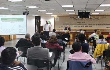 Difusión de los contenidos de la reforma constitucional de derechos humanos de 2011 en las 45 Casas de la Cultura Jurídica distribuidas a lo largo del territorio nacional.