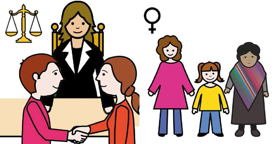 Ya puedes consultar la Ley General de Acceso de las Mujeres a una ...