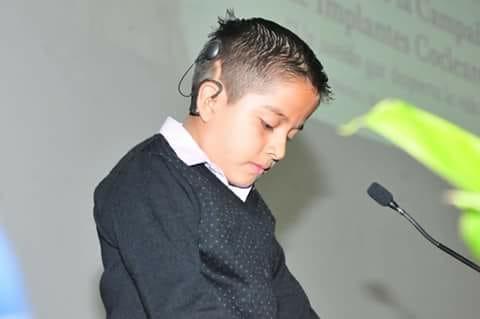 Diego Yair Durán Viñas, beneficiario.
