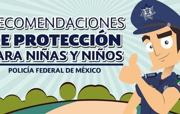 No te dejes llevar por los rumores y conoce medidas de autoprotección permanentes a favor de la seguridad de niñas y niños.