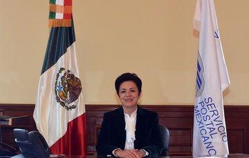 Nidia Chávez Rocha asume la Dirección General del Servicio Postal Mexicano