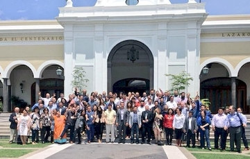 IV Reunión Anual de la Red Global MX