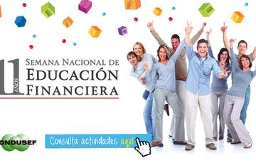 Semana Nacional de Educación Financiera 2018