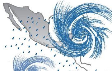 Ciclones tropicales: entérate de sus efectos