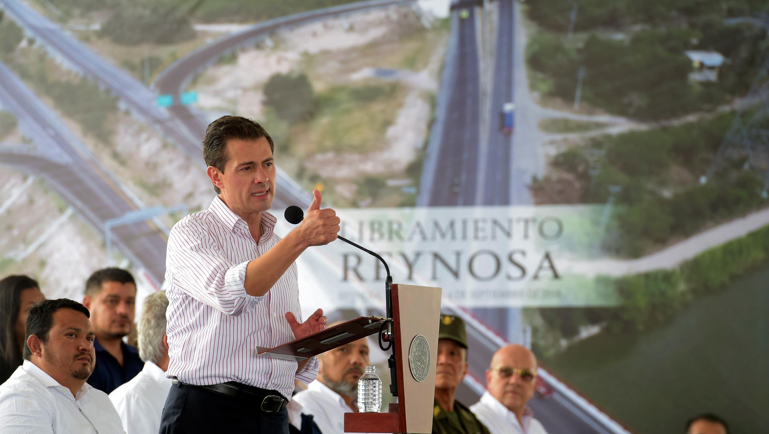 """""""Al 30 de noviembre, México arribará, en las proyecciones que hoy hacemos, a cuatro millones de empleos, la mayor cifra de empleos generada en una Administración"""": EPN"""