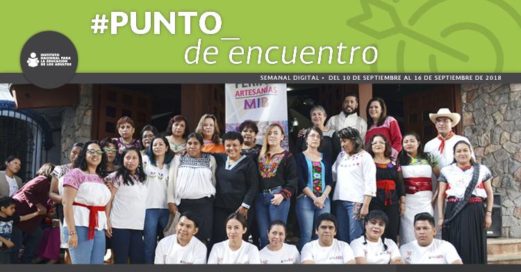 Revisan estrategias educativas del IEEA Baja California Sur