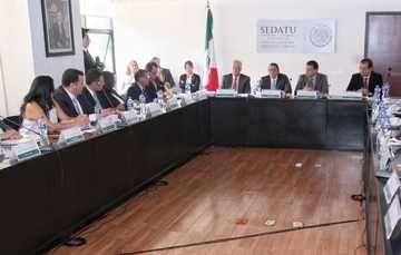 Imagen general de la sesión del comité técnico