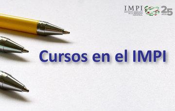 Cursos de Propiedad Industrial en el IMPI