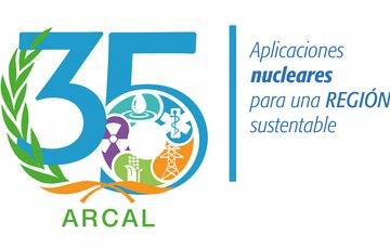 ARCAL lanza la imagen de su campaña por el 35º aniversario