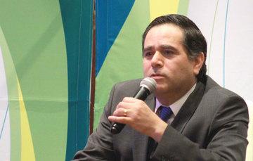Eduardo Martínez, Presidente de la Asociación de Recicladores