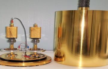 Patrón primario de potencia para medición de potencia en RF hasta 50 GHz