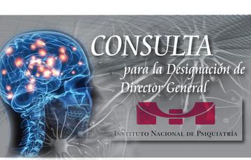 Imagen referente a la consulta que se realiza para la presentación de aspirantes a la Dirección del instituto.