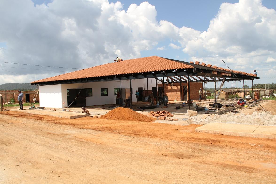 Construcción de un proyecto comunitario
