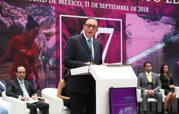 Palabras de Enrique Torres Rivera, director general del Consejo Nacional de Fomento Educativo en la conmemoración del 47 Aniversario.