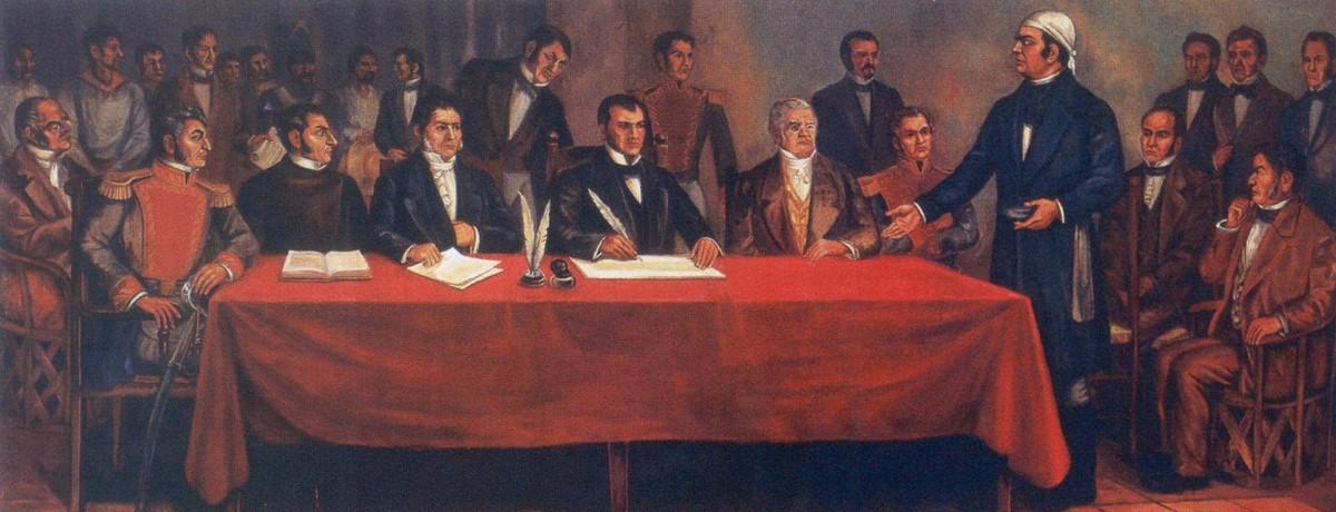 Sabias Que El 13 De Septiembre De 1813 Se Instalo El Primer Congreso De Mexico Instituto Nacional Para El Federalismo Y El Desarrollo Municipal Gobierno Gob Mx