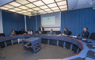 El IMP refuerza las relaciones de negocios con Guyana.