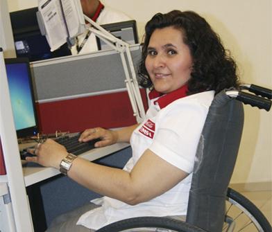 El empleo es un derecho de las personas con discapacidad que no debe escatimarse en ninguna circunstancia
