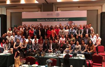 Foto Grupal de Responsables de Programa UNEME EC