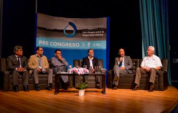 Participación de los ponentes del Pre-Congreso: Agua para el Progreso de México.