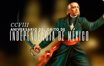 ilustración de Miguel Hidalgo y Costilla