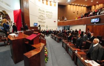 en la última sesión se aprobó las reformas a la Ley   General de Archivos del Estado de Zacatecas