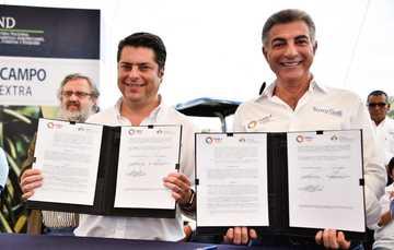 Convenio con Gobierno de Puebla