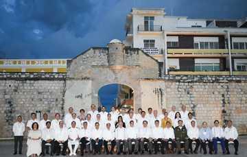 Secretarios de los distintos estados de la República Mexicana.