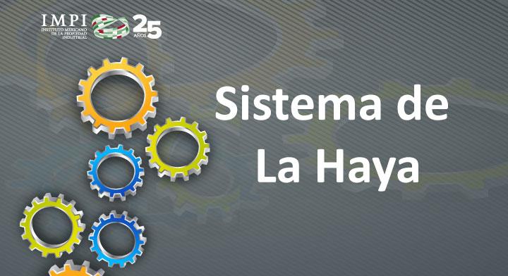 La Haya – Sistema internacional de dibujos y modelos industriales