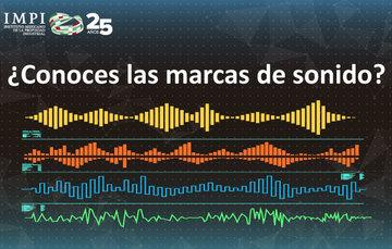 ¿Conoces las marcas de sonido?