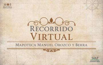 Te invitamos a que conozcas las historias de nuestro México en la Mapoteca