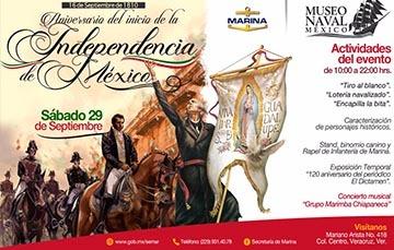 Aniversario del inicio de independencia