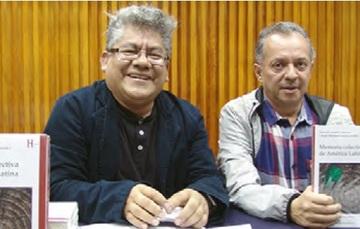 Jorge Mendoza García y Manuel González Navarro.