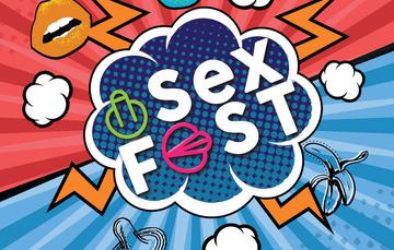 Invitación a la feria informativa sobre sexualidad para adolescentes y padres de familia