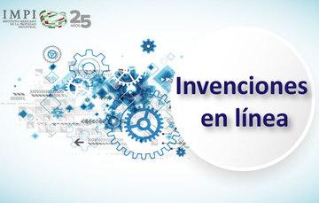Servicios que ofrece el IMPI: Invenciones en Línea
