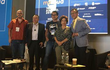 Panel del Foro Mundial de la Gastronomía Mexicana 2018